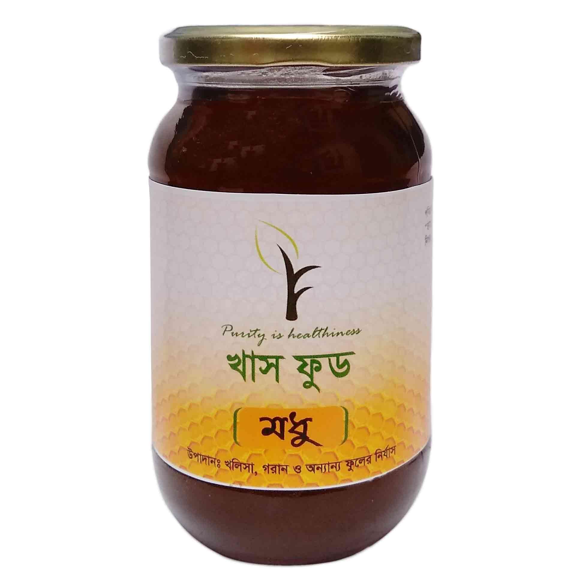Sundarban Natural Honey - 500 gm