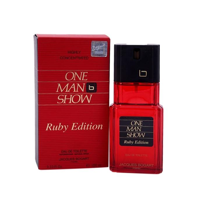 One Man Show Ruby Edition EDT For Men - 100ml