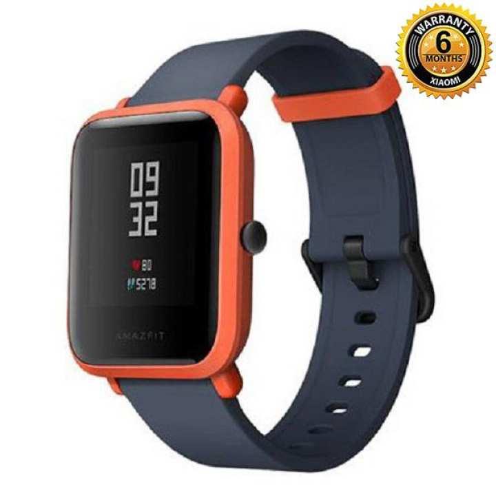 Amazfit Bip Smart Watch - Cinnabar Red