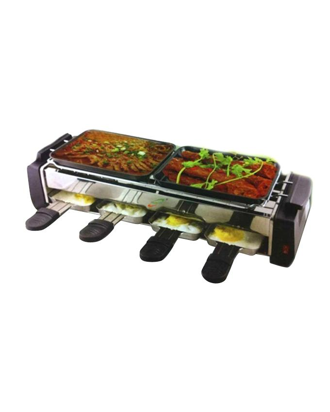 Electric Barbecue Grill - Hy9099A - Black
