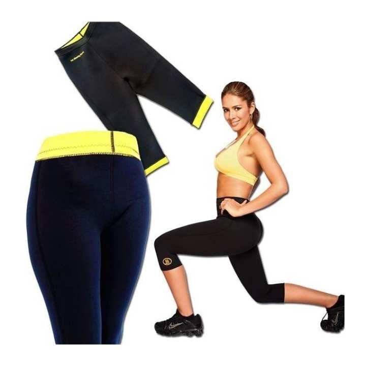 Hot Shaper Slimming Pant - Black
