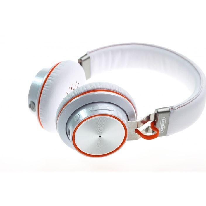 RB-195HB Bluetooth Headset - White