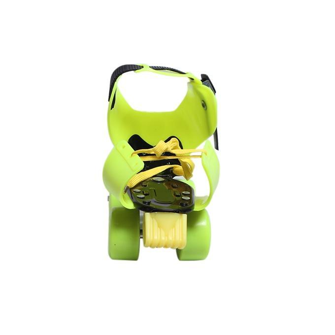 Roller Skating – Lime