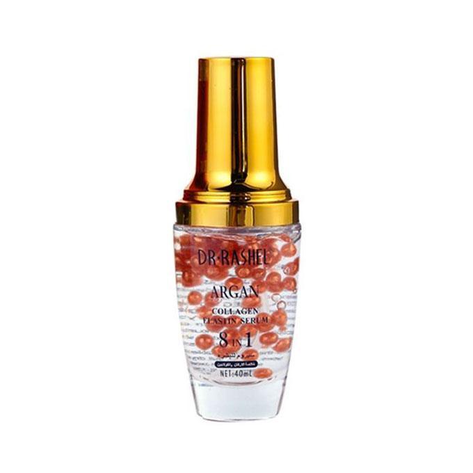 Argon Collagen Elastin 8 × 1 Face Serum For Women - 40ml