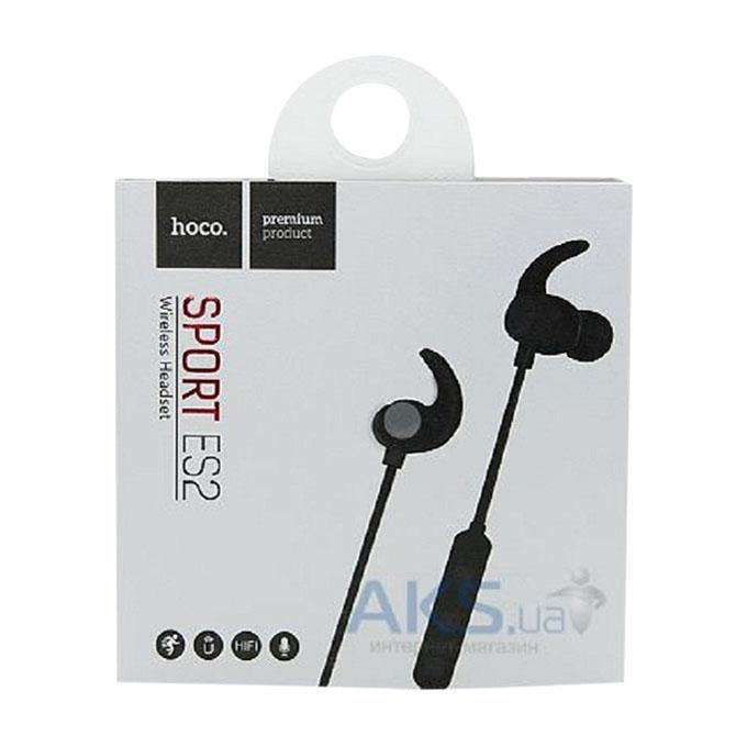 ES2 - Wireless Bluetooth Earphone - Black