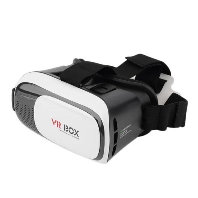 3D Glasses VR BOX - Black and White