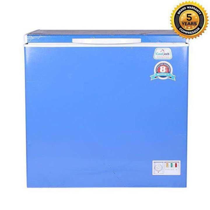 CTF-220 Deep Freezer 220L - Blue