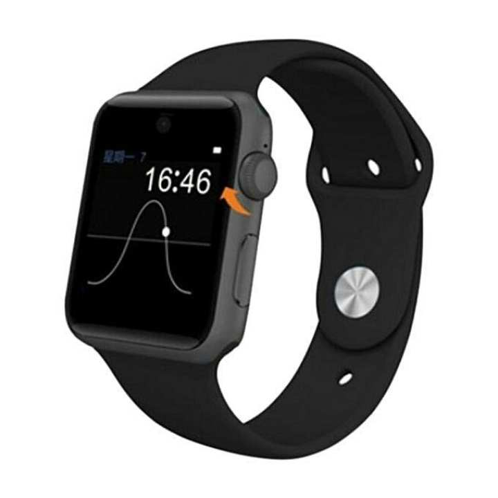 Z10B Smart Watch Sim Sports and Android Mate - Black