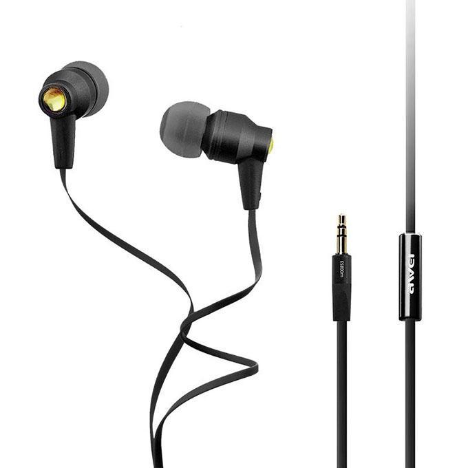 ES800M In-Ear Earphone - Black