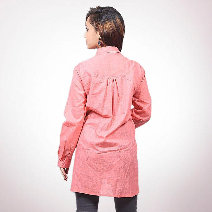 Misty Cotton Shirt For Women