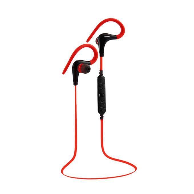 A620BL - Bluetooth Earphone - Red