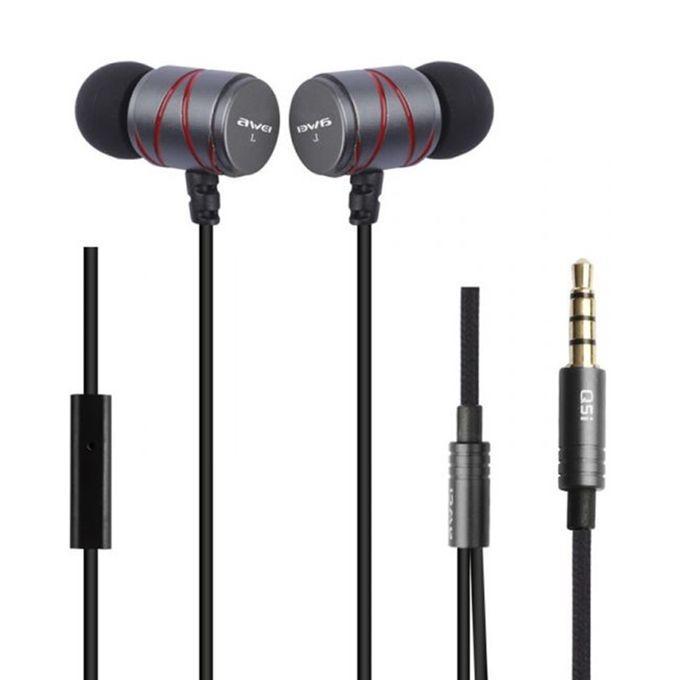 Q5i In-Ear Headphone - Black