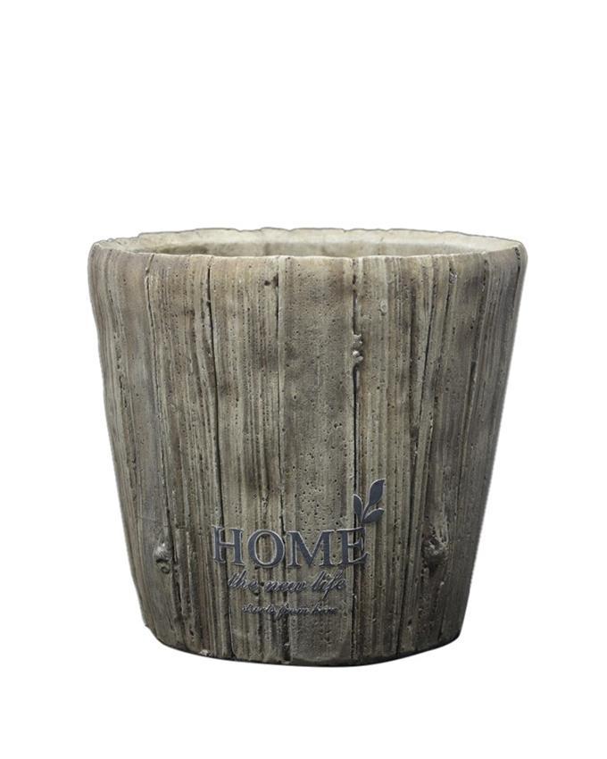 Ceramic Vase - Grey