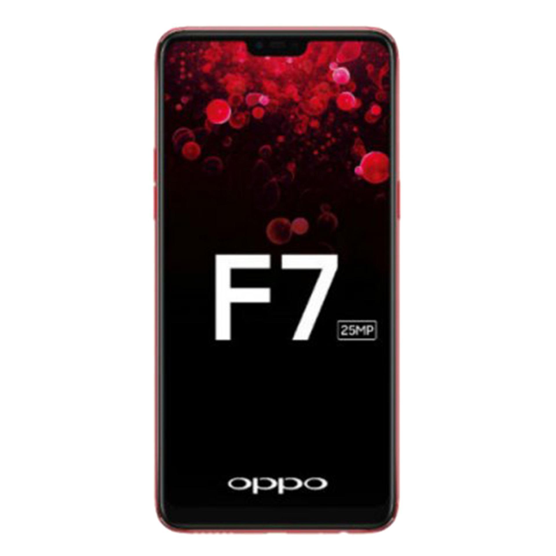 "OPPO F7 Smartphone 6 23"" 6GB RAM 128GB ROM 16MP Camera"