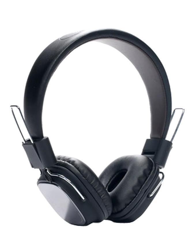 Headphone With Mic RM-100H - Black