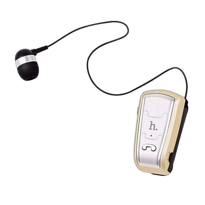 E4 - Wireless Bluetooth Headset - Golden