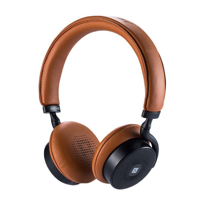 RB-300HB Wireless Bluetooth Headphone - Brown