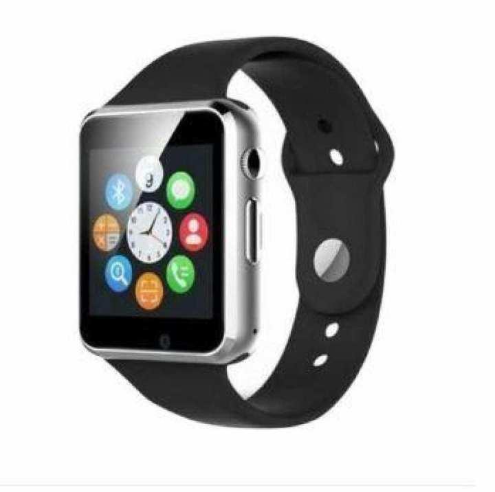 Single SIM Smartwatch - Black