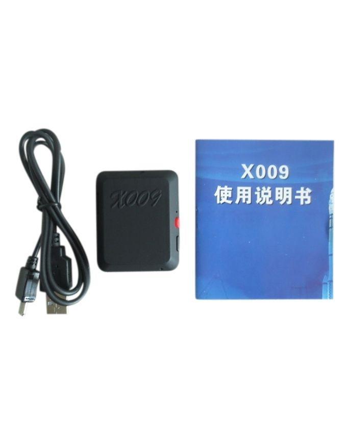 X009 Spy Camera - Black