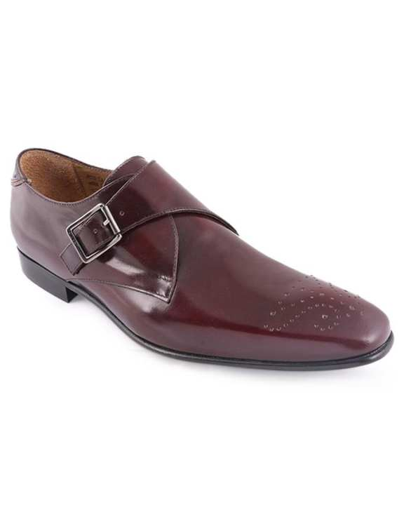 Poul Smith Leather Formal Formal Shoe For Men - Brown