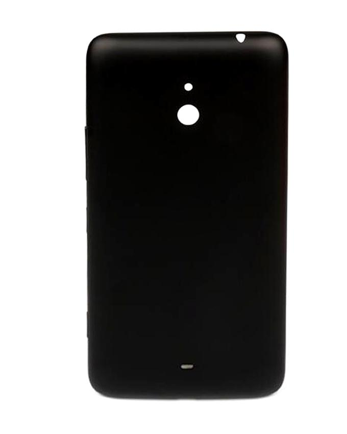 Housing Battery Back Cover Rear Shell for Microsoft Nokia Lumia 1320 - Black