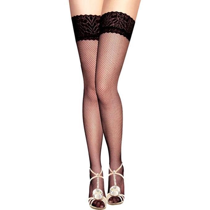 Black Nylon Stocking For Women