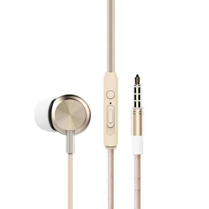 Y2 Stereo Earphone - Gold
