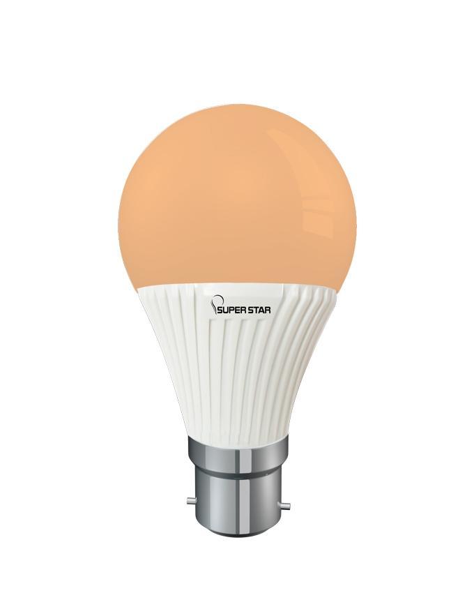 15W E-27 LED LUX Bulb - Warm
