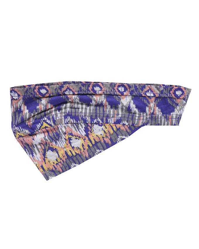 Cotton Viscose Inner Cap - Purple