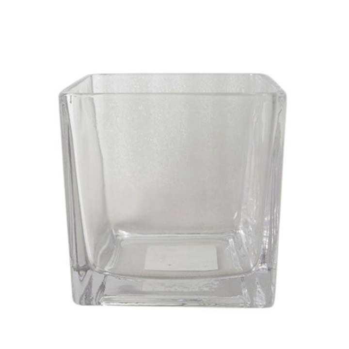 Mini Square Box - Transparent
