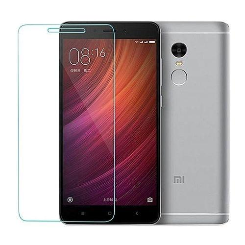 Durable Tempered Glass Protector for Xiaomi Mi A1- Transparent