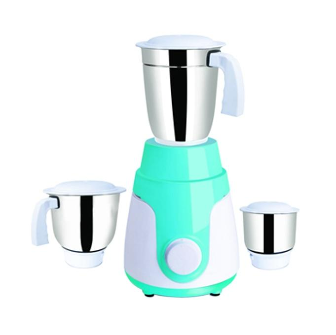 Mixer Grinder - MMG 612 - White & Sky