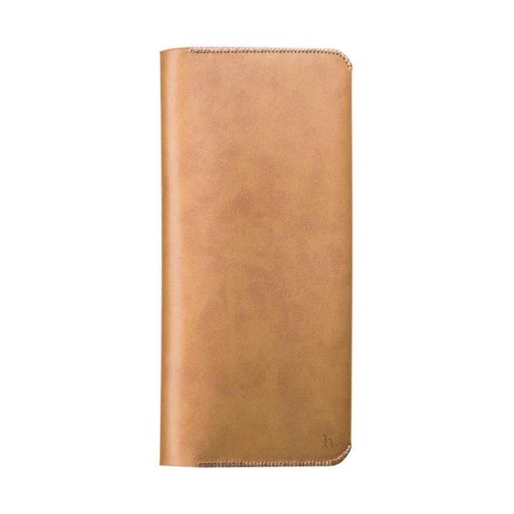 Portfolio Series Multifunctional Mobile and Card Case - Brown