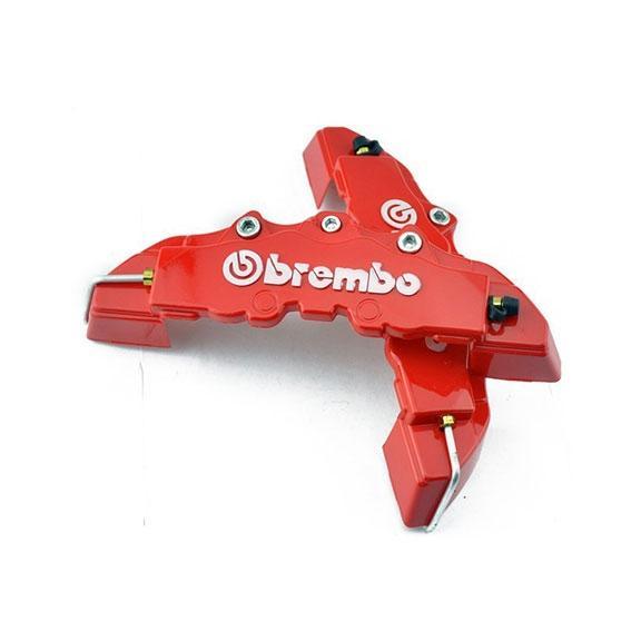 Brembo Car Disk Brake Clipper Midium - Red