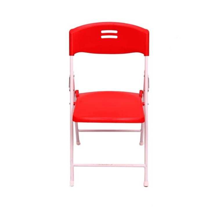 Steel Chair Series - CF-01   - Red