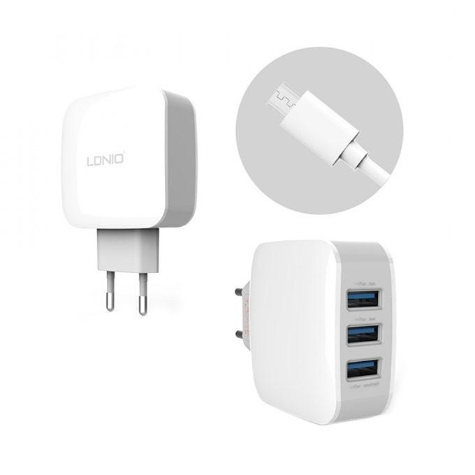 DL-AC70 Fast Charger - White