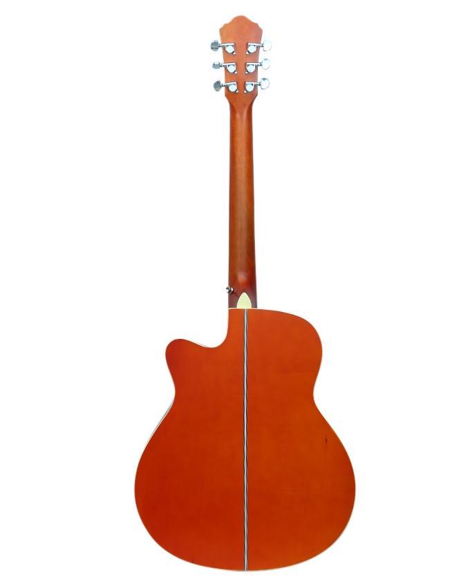 Beige Pure Acoustic Guitar