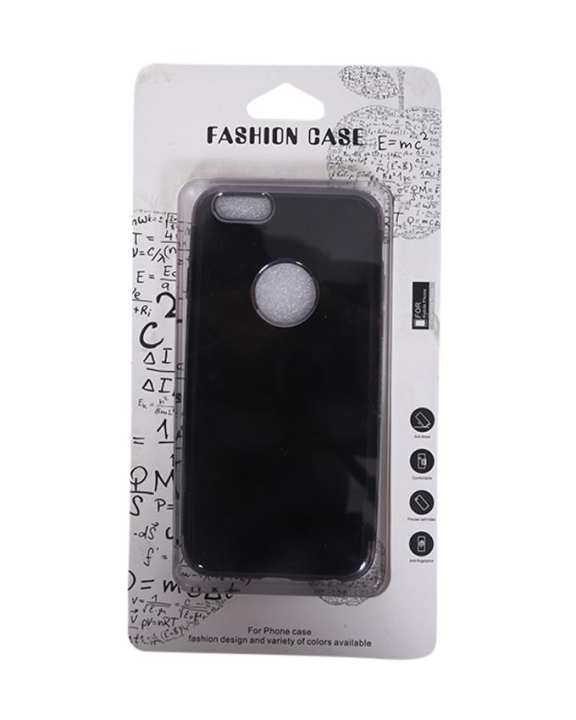 Fashion Case Back Cover For iPhone 6 and 6 plus - Black