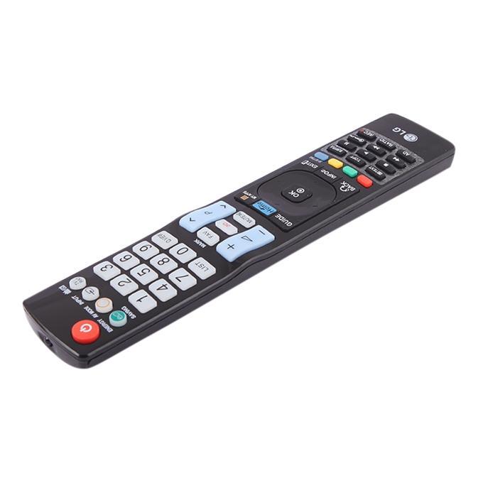 LG LCD/LED Smart TV Remote - Black