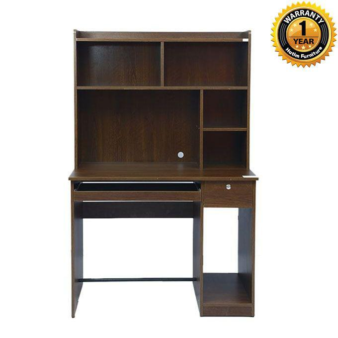 HRTH 105 1 10 Laminated Board Reading Table   Wooden