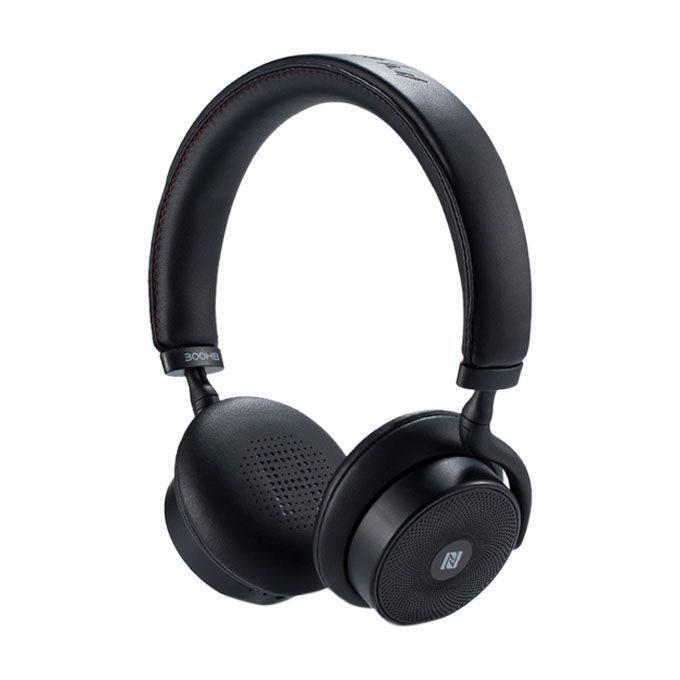 RB-300HB Bluetooth Headphone With Mic - Black