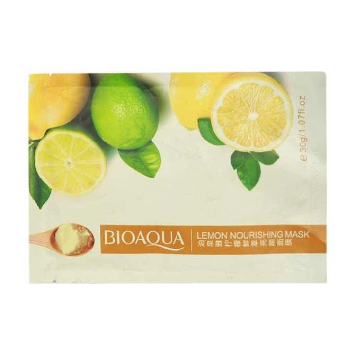 Lemon Nourishing Facial Mask - 30g