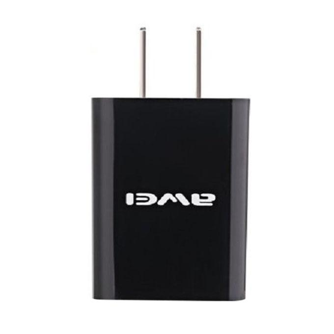 C-600 Travel Charger - Black