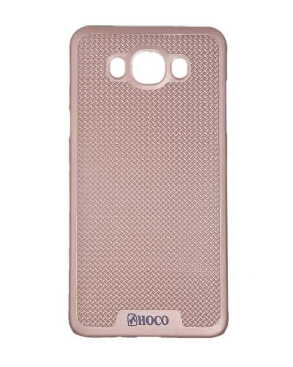 Hard Back Part For Samsung J7(6) - Golden