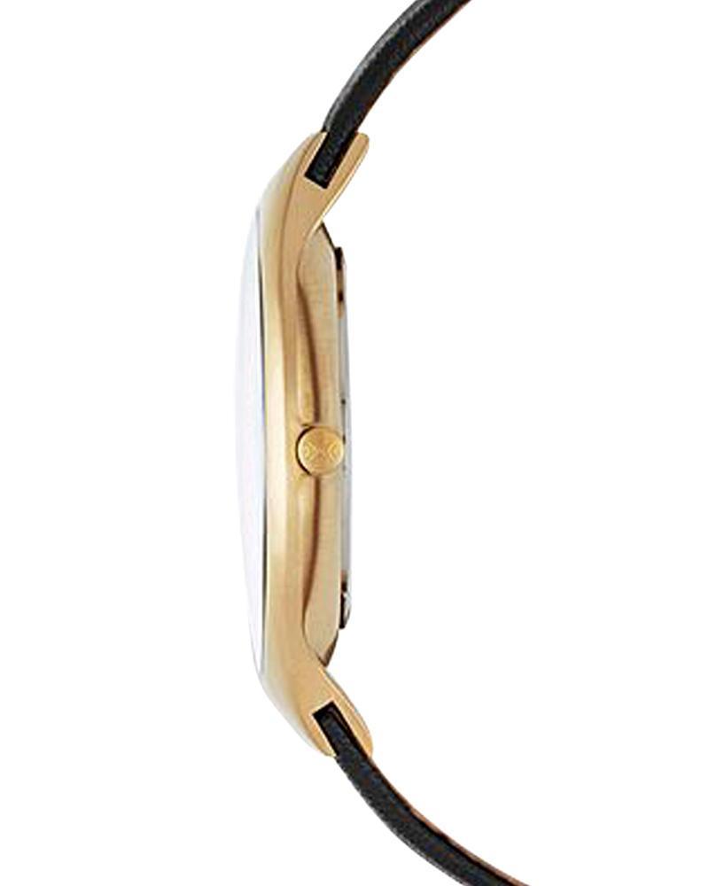 Calfskin Leather SKW6145 Grenen Wrist Watch - Black