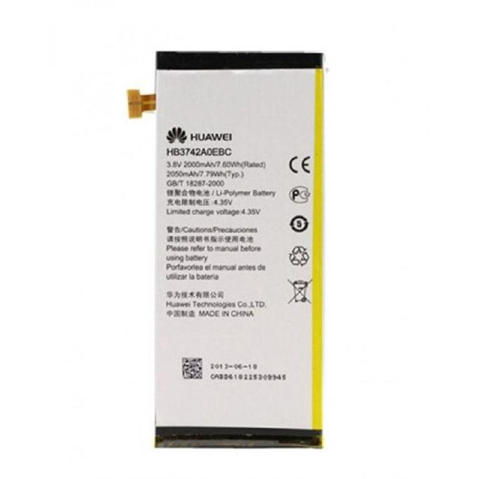 HB3742A0EBC Battery for Huawei Ascend P6-U06 - White