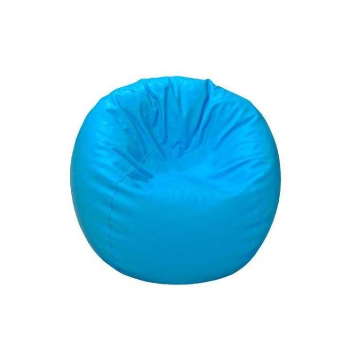 Large Pumpkin Bean Bag - Blue