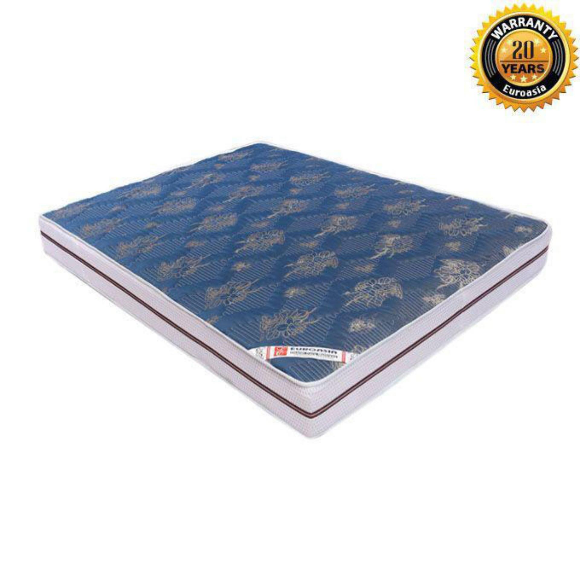 """Euro Comfort Mattress – 78""""x60"""" - 6"""" Height (Bonnel Spring) / Standard Fabrics"""