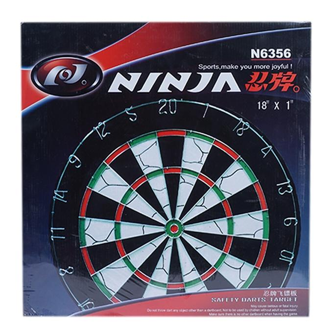 12 Inch Dart Board - Multi Color