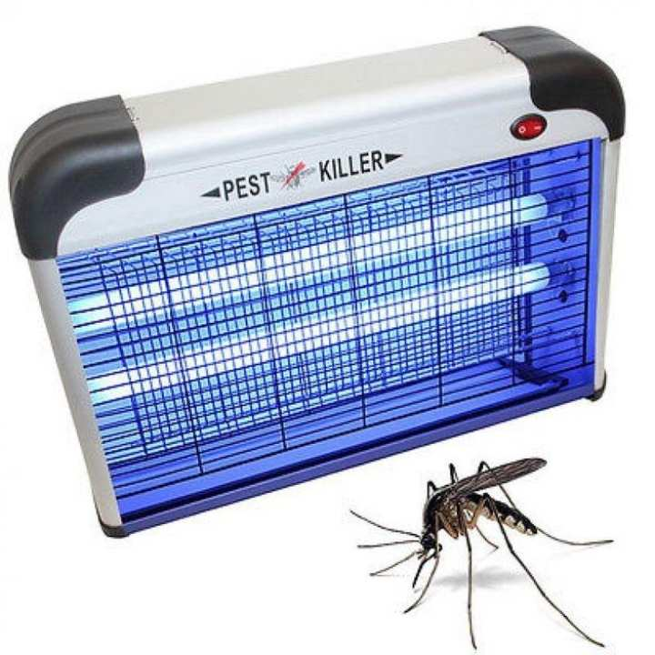 Electric Insect Killer - Black and White